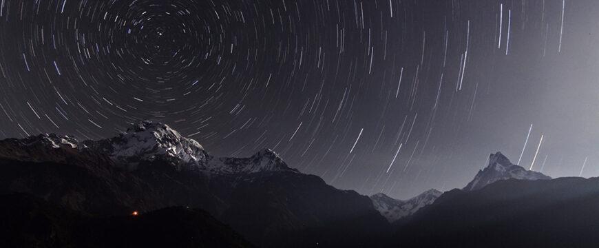 AnnapurnaStartrails_hao1